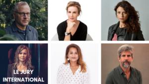 le jury international | Séries Mania 2020