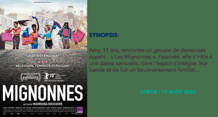 Résumé Mignonnes