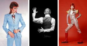 David Bowie et ses tenues de scène