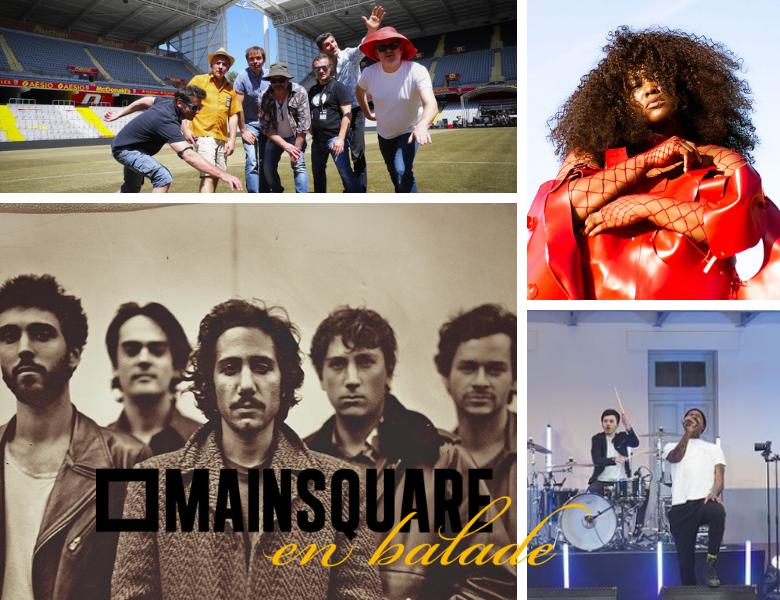 Main Square en balade : 8 concerts exclusifs en ligne